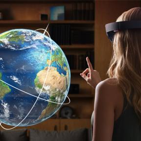 虚拟现实和增强现实