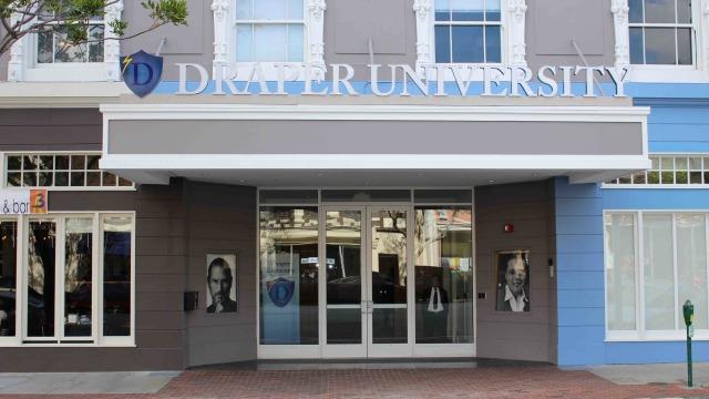 Draper University外景